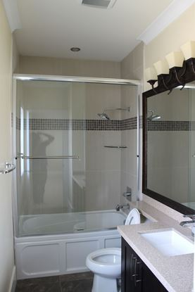6mm Framed Tub Door