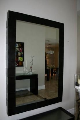 Picture of Mirrors with Wood Frames 2