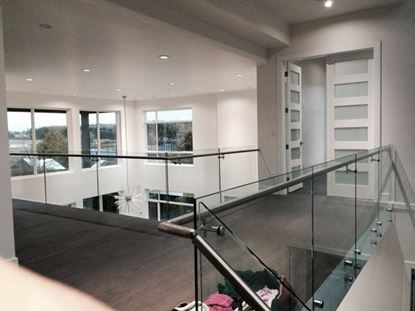 12mm Frameless Glass Railing with Stands-Off